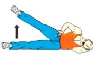 Kalça Egzersizleri Resimli Anlatım
